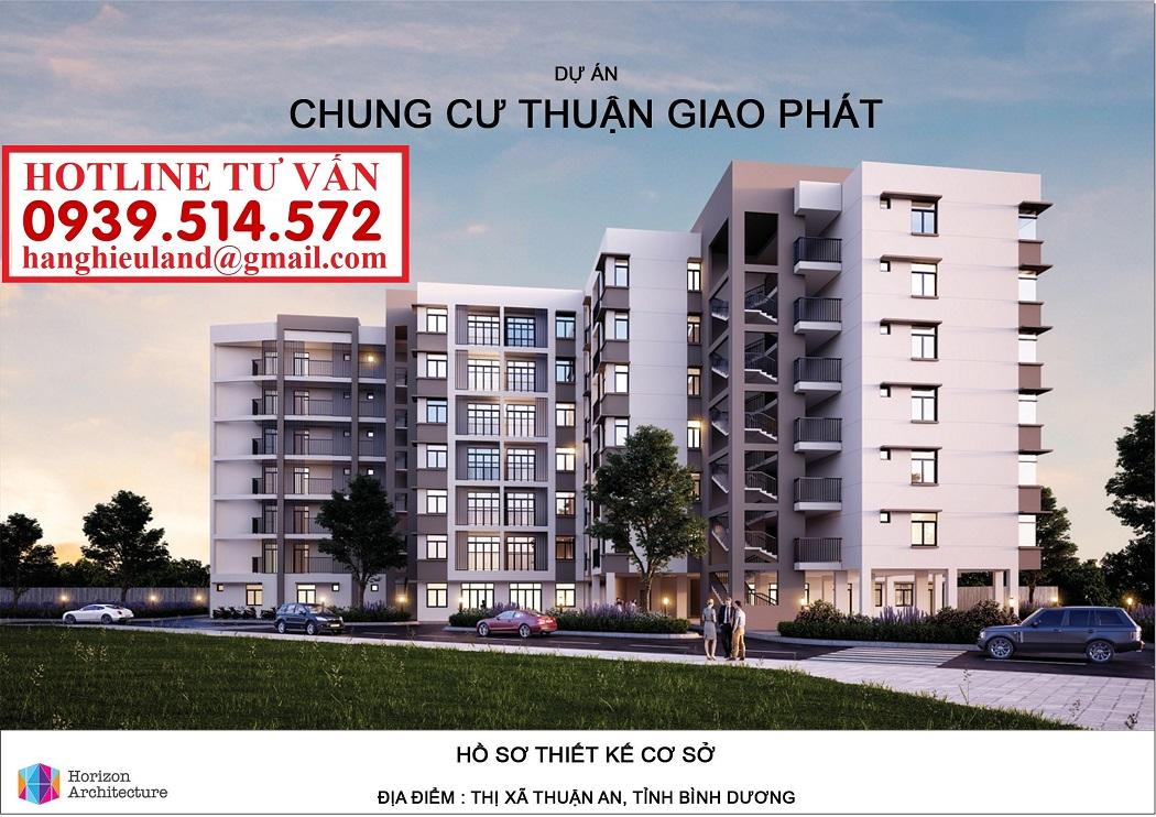 Căn hộ Thuận Giao Phát – Thuận An